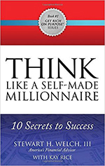 THINK Like a Self-Made Millionaire: 10 Secrets to Success (Get Rich on Purpose®)