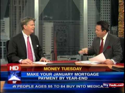 Financial planner stewart welch gives talk on WBRC 6